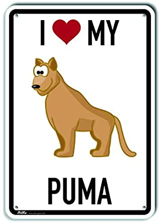 0.06 Width PetKa Signs and Graphics PKAS-0206-NP/_7x10I Heart My State Arizona Plastic Sign 7 x 10