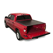 BAK Industries BAKFlip FiberMax Hard Folding Truck Bed Cover 1126427 2016-18 TOYOTA Tacoma 6' With Track System