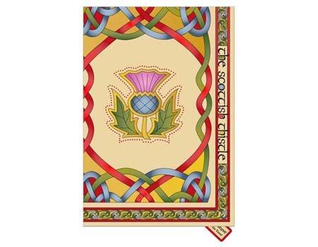 Single Tea Towel Scottish Weave by Royal Tara (Image #2)