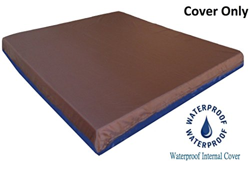 Dogbed4less 40X35-Inch Pet Bed Internal Duvet Cover with Wat
