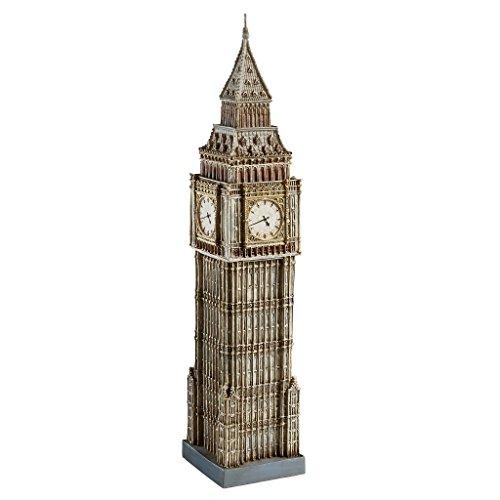 Design Toscano JQ8908 Clock Statue product image