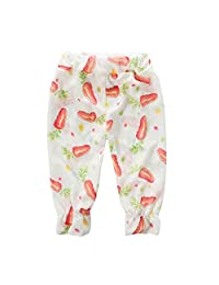 [Lovely Carrot] Outdoor Summer Pants Baby Harem Pants Bloomers Kids Linen Pants