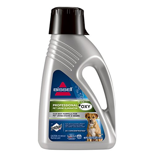 Pet Cleaning Urine Carpet (Bissell 1990 Pro Pet Urine Eliminator Upright Deep Cleaner Formula)