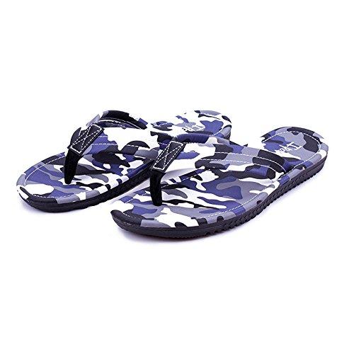 ヘリコプター君主カテゴリー[XINXIKEJI]ビーチサンダル トングサンダル メンズ レディース ペアサンダル おしゃれ 迷彩 23.0~27.0cm 6色 春夏 柔らかい 滑り止め 耐磨 痛くない 快適 変形にくい 室内履き 普段履き 海 海水浴 ビーチ