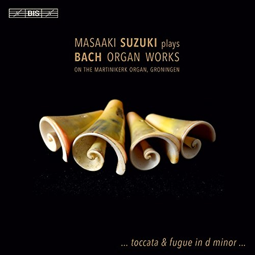 Bach: Organ Works, Vol. 1 (Vol 1 Organ)