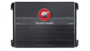 Planet Audio AP800.4 200 Watts x 4 Max Power MOSFET Four-Channel Power Amplifier