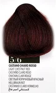 Tinte Pelo 5.6 castaño claro rojo farmagan Hair Color no ...