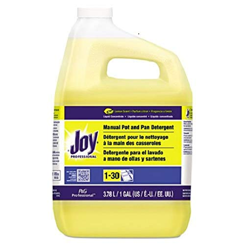 Joy Professional Dishwashing Liquid, Lemon, 1 Gal. Bottle (1 Bottle) - BMC- PAG57447EA