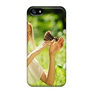 "For Iphone Cases, High Quality ??¨¦?""?? A Delightful Company ??¨¦?""?? For Iphone 5/5s Covers Cases"
