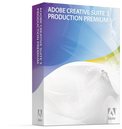 BIGWORDS com | Adobe Creative Suite CS3 Production Premium [OLD VERSION] |  0883919063973 - Buy new and used Softwares, books and more