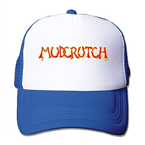 Unisex Mudcrutch Logo Adjustable Mesh Hat - Baseball Tom Cap Ford