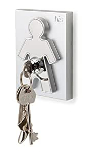 Human Key Holder - Wall Mounted Decorative Key Holders, His