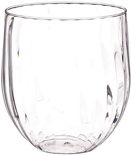 Chinet Cut Crystal Wine Glass - 15 oz - 8 ct