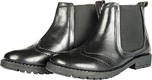 cuir Chaussures Enfants Noir Noir Jodhpur Jodhpur cuir Jodhpur Enfants Noir Chaussures Jodhpur cuir Enfants Enfants Chaussures Chaussures 1qxPqBA