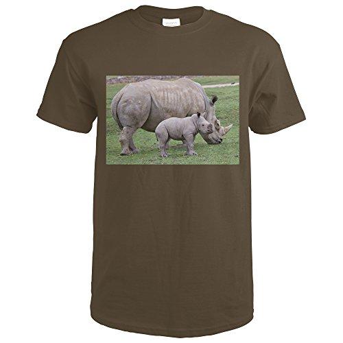 Dark Brown Rhino - 6
