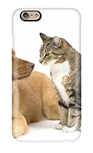 Brandy K. Fountain's Shop Sanp On Case Cover Protector For Iphone 6 (cat And Dog) 3685561K30408980