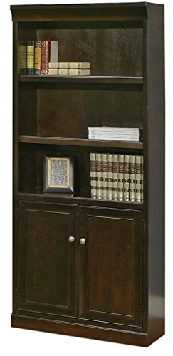 kathy ireland Home by Martin Fulton Library Bookcase - Fully Assembled ()