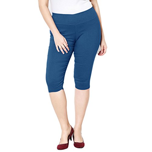 7th Element Womens Capri Leggings High Waisted Shorts With High Stretchy for sale