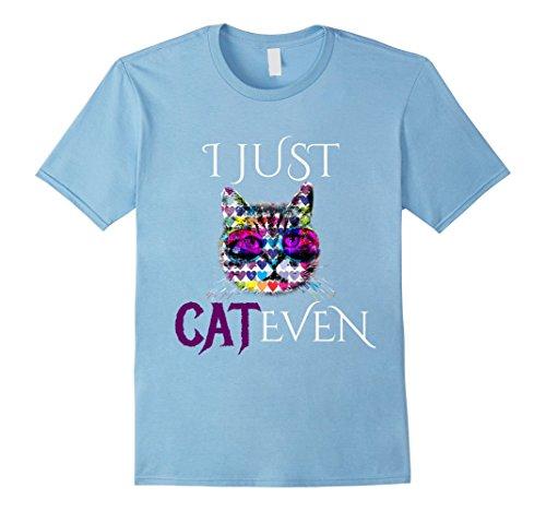 Mens Funny I Cat Even Cute Sunglasses Cat Ears T-Shirt 3XL Baby - Shirt Cat With Sunglasses