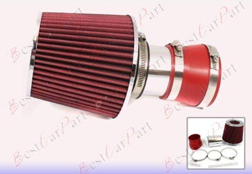 0405060708Grand Prix 3.8V6Short Ram Air Intake +赤フィルタsrpt1r byクリック2Go