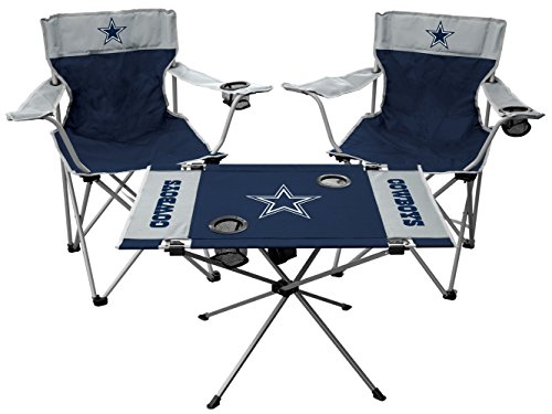 Rawlings NFL Dallas Cowboys Tailgate Kit, Team Color, One Size