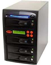 Systor 1 to 3 SATA Hard Disk Drive (HDD/SSD) Duplicator/Sanitizer