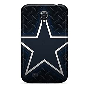 First-class Cases Covers For Galaxy S4 Dual Protection Covers Dallas Cowboys