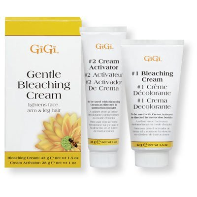 - Gigi Wax 0440 1.5 oz. Gentle Bleaching Cream