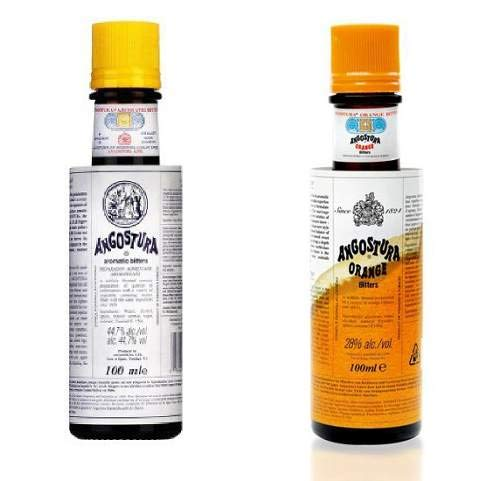Angostura Bitters Set - Dry Sweet Vermouth