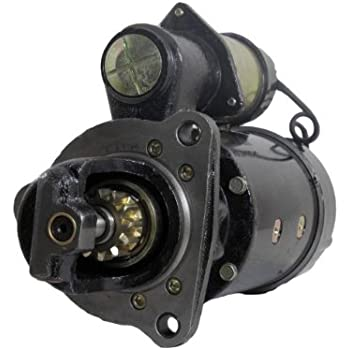 NEW STARTER MOTOR FITS INTERNATIONAL TRUCK 4000-4900 7100-7700 DT-360 DT-466 12 VOLT