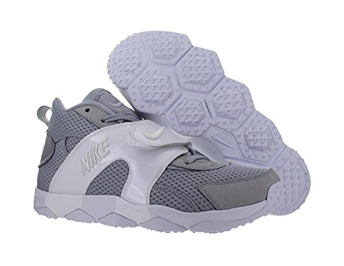 Nike Mens Zoom Veer Lupo Grigio Bianco Scarpe Da Basket Gris (gris (lupo Grigio / Bianco-bianco))