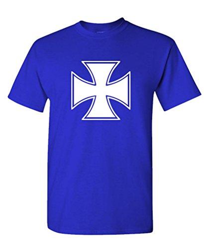Iron Cross Biker Shirt - 5
