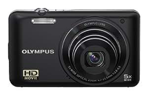 Olympus Vg-130 - cámara digital - compacta - 14.0 mpix - zoom óptico: 5 x - memoria soportada: sd, sdhc - negro