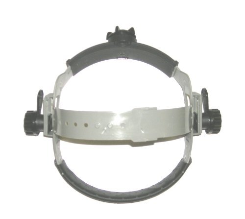 (Hobart 770004 Welding Helmet Head Gear Only with Ratchet (Rat Hd Gr) by Hobart )