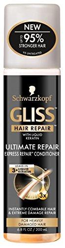 Schwarzkopf Gliss Hair Repair Ultimate Express Repair Condit