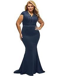 Amazon.com: 4X Women's Plus Size Dresses