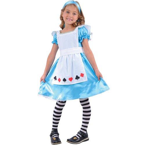 (Storybook Cutie Alice Child Girl's Fancy Dress Costume)