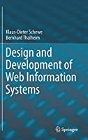 Design and Development of Web Information Systems Front Cover