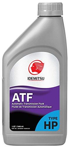 Subaru Transmission Service (Idemitsu ATF Type HP Automatic Transmission Fluid - 1 Quart)