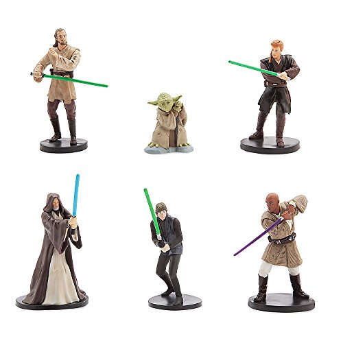 (Star Wars Jedi Figurine Set)