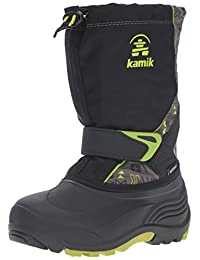 Kamik Kids Sleet2 Waterproof Winter Boot