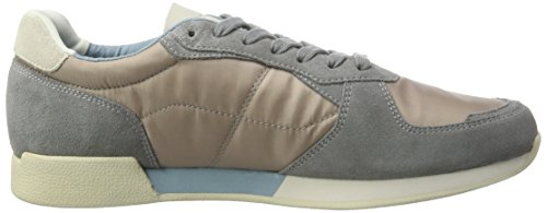 Trainers Grey Boxfresh SDE Stnblu NYL Sh Grey Medgry Safdie Men's w6wvq0P