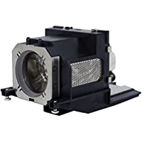 AuraBeam Economy Panasonic PT-VX505NU Projector Replacement Lamp with Housing