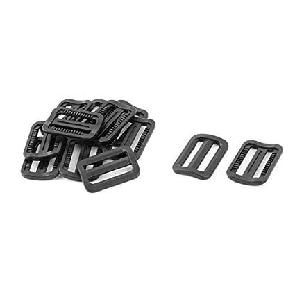 Amazon.com: eDealMax plástica del viaje Ajustable 25mm ...