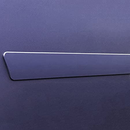 BLACK SAND METALLIC Dawn Enterprises FE2-RAV4-13 Finished End Body Side Molding Compatible with Toyota RAV4 209