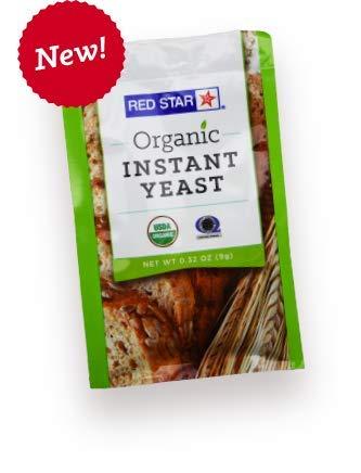 Red Star Organic Instant Yeast - 1 - Star Organic