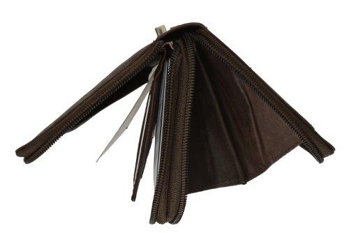 Marshal Genuine Leather Ladies Standard Wallet #4575CF