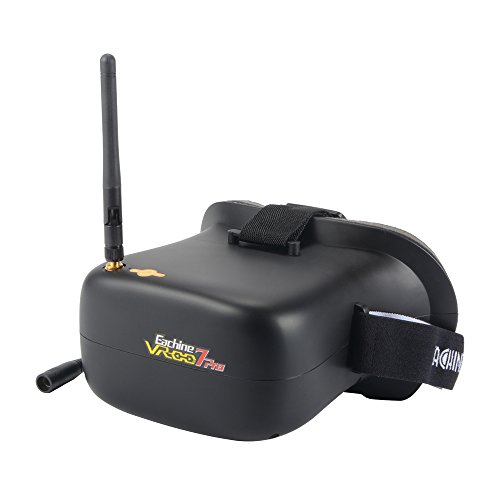 389a1a5cb98a XCSOURCE Eachine VR-007 Pro 5.8G 40CH FPV Goggles 4.3 Inch Video ...