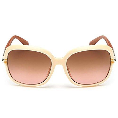 Women Sunglasses Cool Woodenlegs Wild Classic Luxury Mirror Glasses Face-lift Golf UV - Wood Wild Sunglasses