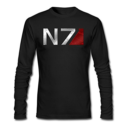 Used, MINNRI Men's Mass Effect Alliance N7 Insignia Long for sale  Delivered anywhere in USA